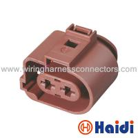 Wholesale Female Fuel Injector Pigtail Connector HAIDIE Sealed Automotive Connectors For Tyco from china suppliers