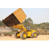 Wholesale container fork loader use for Docks, desert from china suppliers