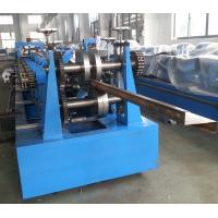 Wholesale Galvanized Sheet C Z Purlin Roll Forming Machine Z Steel Frame Purlin Forming Machine from china suppliers