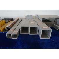 Wholesale Custom FRP Square Tube Fiberglass Structural Composite 100*100mm from china suppliers