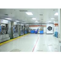 Wholesale Full Automatic 15kg - 150kg Industrial Washer Machine USA Standard For Barrier Washing from china suppliers