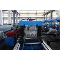 Wholesale 15M/MIN Highway Guard Rail Roll Forming Machine 45KW Motor Two Sets Punching from china suppliers