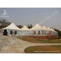 Wholesale 10 x 10 German Style High Peak Tents , wedding decoration tent Aluminum Alloy Profile from china suppliers
