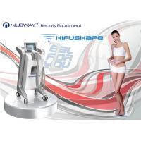 Wholesale new model for weight loss Hifu ultrashape slimming machine/hifu machine nubway from china suppliers