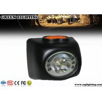 Wholesale IP67 Rechargeable Cordless Mining Lights 4000 Lux 4.5Ah Li - Ion Battery 234g from china suppliers