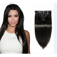 Wholesale Natural Black 100% European Silky Straight Human Hair 24 Inch Hair Extensions from china suppliers