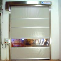 Wholesale Anti - wind Bar Wireless Safety Edge High Speed Doors , exterior rolling shutters from china suppliers