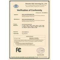 Macylab Instruments Inc. Certifications