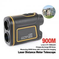 Wholesale 900m Telescope trena laser rangefinders distance meter Digital Monocular hunting golf laser range finder tape measure from china suppliers