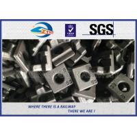 Wholesale Customized S-13 Rail Clips With Material 60Si2MnA HDG Surface Treatment Coating from china suppliers