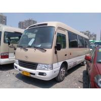 Buy cheap used Toyota diesel coaster bus left hand drive   engine 4 cylinder  TOYOTA coaster bus for sale from wholesalers