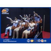 Wholesale Professional 7d Simulator Cinema , 7d Motion Ride 6 DOF Movement from china suppliers