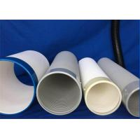 Wholesale Industrial Safety Pvc Flexible Ducting / Portable Air Conditioning Duct Anti - Static from china suppliers