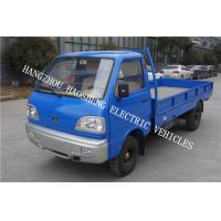 Wholesale Single Cab Electric Platform Truck 5t Load Capacity With Hydraulic Steering System from china suppliers