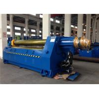 Wholesale Industrial Flat Plate Roll Bending Machine 37 kw 4 m / min Simple Operation from china suppliers