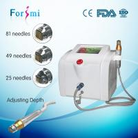 Wholesale Portable Fractional RF Microneedle Machine Factory Price -MRF Micro needling  -80W high power with 5Mhz RF from china suppliers