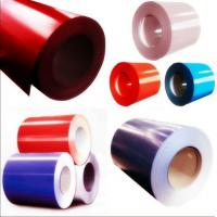Buy cheap Roofing Material Prepainted Colored PPGI Steel Coil 0.12-1.2mm Thickness / 1250 Width from wholesalers