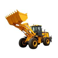 Wholesale 3.5m³ XCMG Wheel Loader LW600KN Heavy Equipment Road Construction Machinery With Guide Control from china suppliers