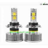 Wholesale Car Styling 6000LM U.S. 30W Cree Xenon H4 Led Headlight Lamp Hi/Lo Car Light Source H4 Led from china suppliers