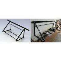 Wholesale Wide Steel Tire Storage Rack , Warehouse Tyre Display Stand Rack from china suppliers