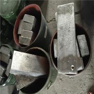China MgMn Alloy Magnesium Magnesium alloy ingot, master alloys on sale