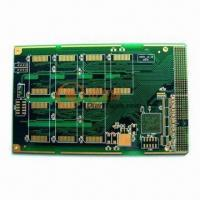 Buy cheap 1.6mm FR4 Multilayer PCB with 2oz Copper Thickness and Lead-free HASL Surface Processing from wholesalers