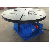 Wholesale Turning Table Benchtop Welding Positioners With 3 Phases AC Power Source from china suppliers
