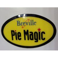 Wholesale Flexible Glass Company Name Plates For Appliances / PVD Stickers from china suppliers