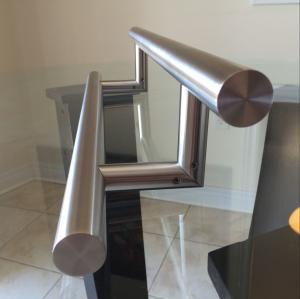Quality Door handle - glass door handle - Chinese manufacturer  SUS304/316 stainless steel pull door handle for public buildings for sale