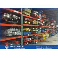 Wholesale Carbon Steel Industrial Pallet Shelving , Easy Assembly Pallet Racking For Warehouses from china suppliers