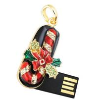 Wholesale 1GB 2GB 4GB 8GB 16GB USB Memory Stick, USB Flash Drive Jewelry Style For Christmas Gift from china suppliers