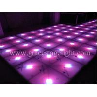 Wholesale led dance floor 720pcs leds from china suppliers