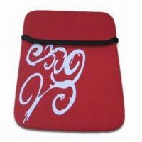 Wholesale Neoprene Sleeve for Apple's iPad 2G, Customized Logos Accepted, OEM and ODM Orders Welcomed from china suppliers