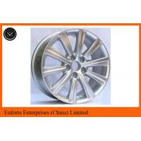 Wholesale Hyper Silver toyota camry alloy wheels / off road wheels car rims from china suppliers