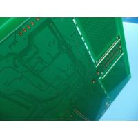 Wholesale Green Immersion Gold PCB Via In Pad 10 Layer Tg170 FR4 For Satellite Radio from china suppliers