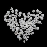 Wholesale Microblading Ink Caps For Tattooing 100 Pcs Disposable 11mm Height from china suppliers