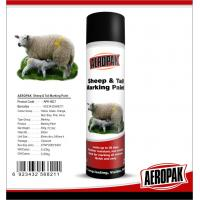 Wholesale Eco Friendly Marking Spray Paint , Fast Drying Pig / Cattle / Sheep Marking Paint from china suppliers