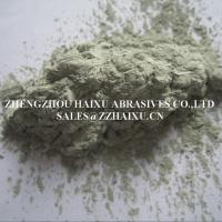 Wholesale green silicon carbide grinding powder F230F240F280F320F400F500F600F800 from china suppliers