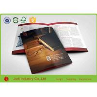 Wholesale 140 X 250 Mm Colour Brochure Printing Hard Proofs With Spiral Binding from china suppliers