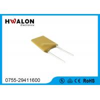 Wholesale Motor PPTC Thermistor Resettable Fuse PTC Chips Energy Efficient Small Size from china suppliers