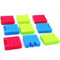Wholesale Colorful Plastic Mini Ice Blocks Small Gel Ice Packs SAP CMC Inside Liquild from china suppliers