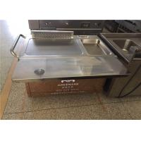 Buy cheap Rectangle Teppanyaki table japanese teppanyaki grills stainless steel teppanyaki from wholesalers