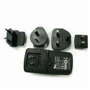 Wholesale UL, UK, EU, AU interchangeable plug 3V - 24V 4A Universal AC Power Adapter / Adapters from china suppliers