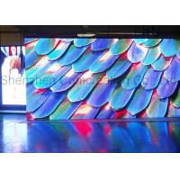 Wholesale Front Services Panels With Magnet Module HD P4 Indoor Led Video Walls Epistar LED Chip Full Color LED Display  Screen from china suppliers