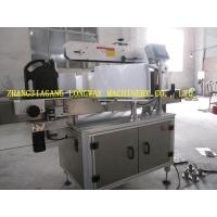 Wholesale Flat bottle one side 2 sides labeling machine from china suppliers