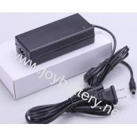 Wholesale 54.6V 2A Adapter Charger for 13S 46.8V battery pack,13 Series 48V Li Ion Battery Charger 54.6V 2A from china suppliers