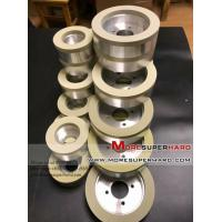 Wholesale 6A2 Vitrified Diamond Grinding Wheel for PCD Tools Vitrified Diamond Grinding Wheel -julia@moresuperhard.com from china suppliers