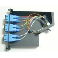 Wholesale Truck Network FTTH Terminal Box Optical Fiber MPO Panel SC / SM from china suppliers
