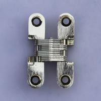 Wholesale 180 degree small hidden hinge for furniture doors 43*9.5*11.5mm from china suppliers