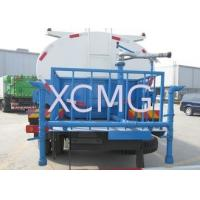 Buy cheap High Capacity Special Purpose Vehicles, Water Truck For Dust Control / Low Position Spraying from wholesalers